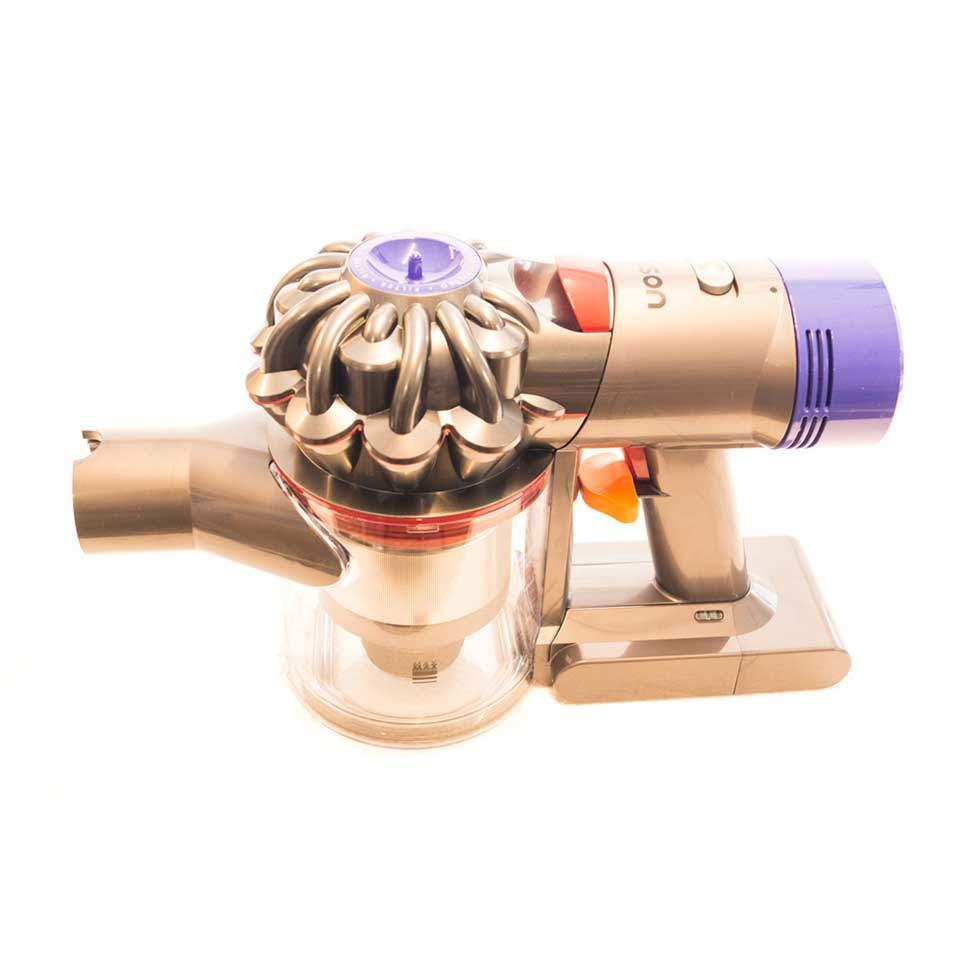 Schalter Fixierung Knopf drücken für Dyson V8 rechts