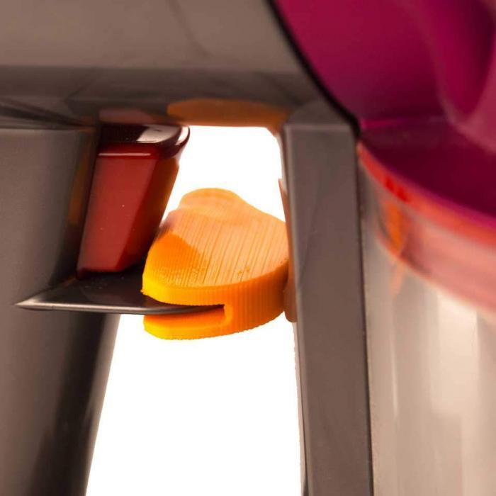 Schalter Fixierung Knopf drücken für Dyson V7 rechts